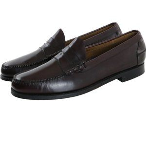 LL Bean men's Penny Loafer Dress Shoes Size 13